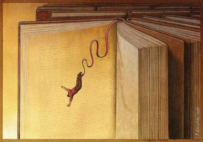 As brilhantes ilustrações de Pawel Kuczynski 18