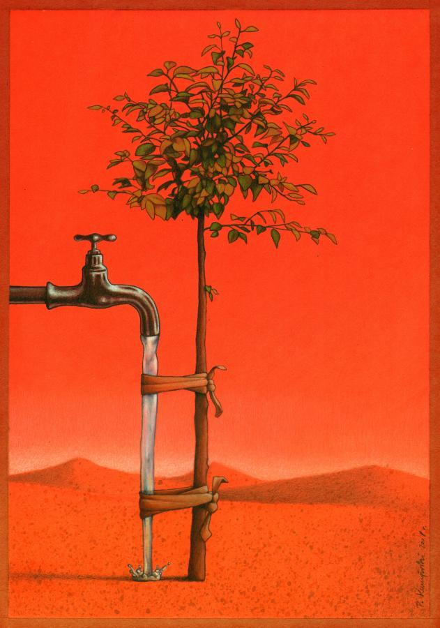 As brilhantes ilustrações de Pawel Kuczynski 21