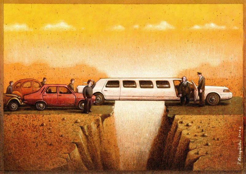 As brilhantes ilustrações de Pawel Kuczynski 22