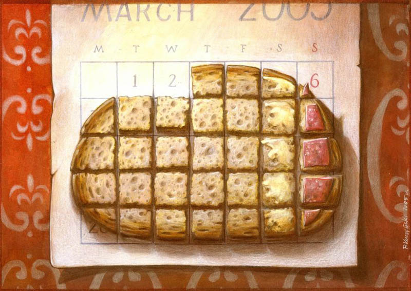 As brilhantes ilustrações de Pawel Kuczynski 23