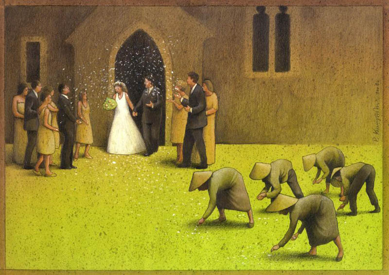 As brilhantes ilustrações de Pawel Kuczynski 24