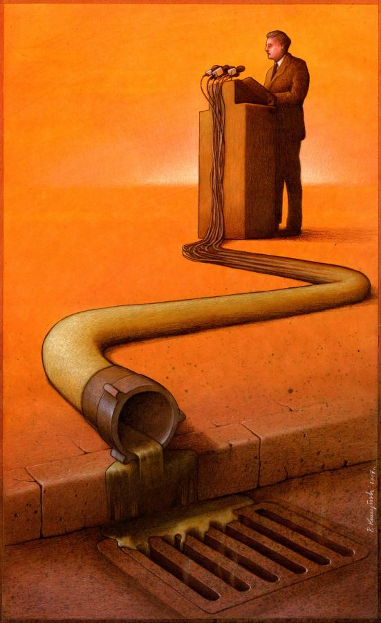 As brilhantes ilustrações de Pawel Kuczynski 26