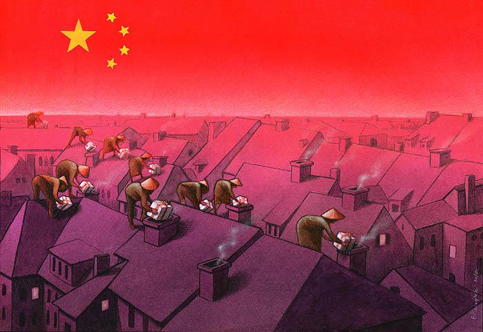 As brilhantes ilustrações de Pawel Kuczynski 30
