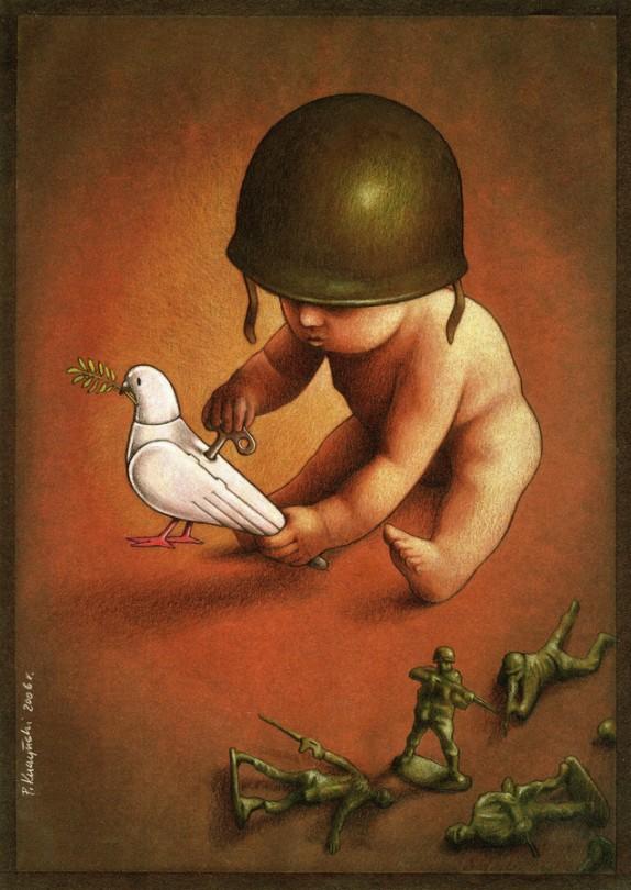 As brilhantes ilustrações de Pawel Kuczynski 32