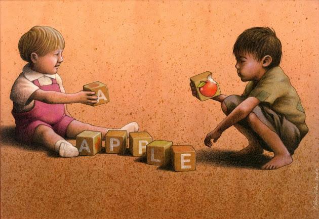 As brilhantes ilustrações de Pawel Kuczynski 33