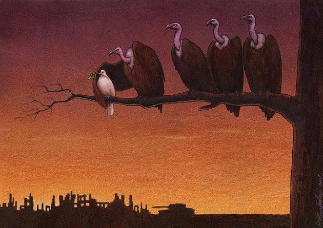 As brilhantes ilustrações de Pawel Kuczynski 35
