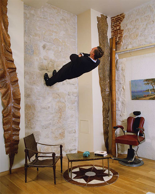 15 imagens não fotochopadas que desafiam a gravidade 09