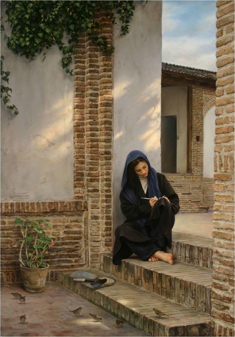 Iman Maleki - Impressionante arte 03