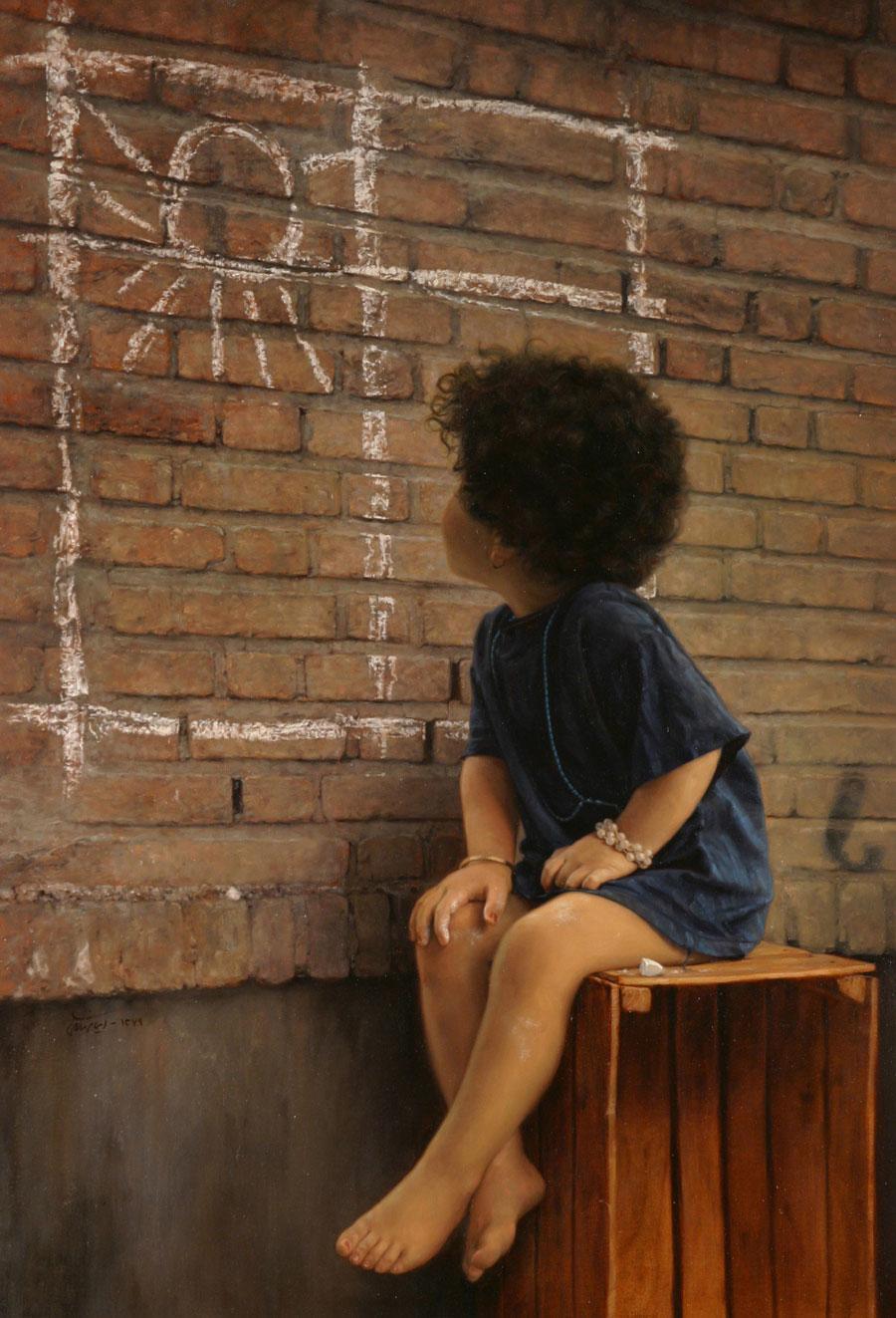 Iman Maleki - Impressionante arte 08
