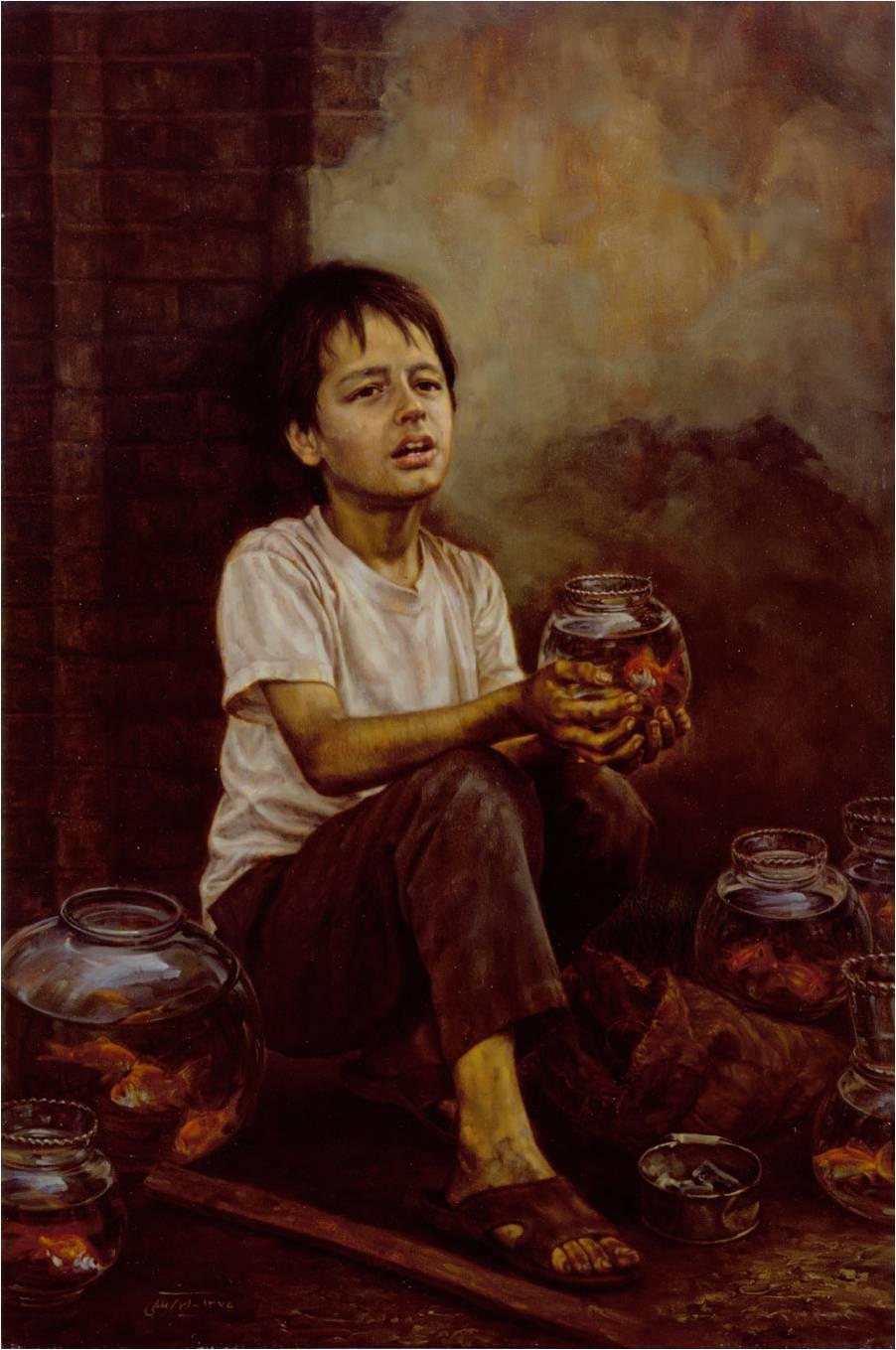 Iman Maleki - Impressionante arte 11