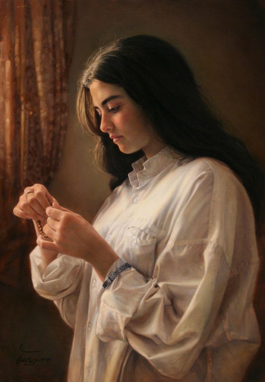 Iman Maleki - Impressionante arte 12