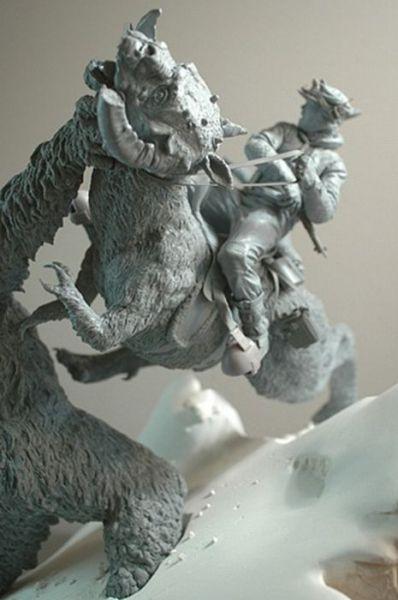 As incríveis esculturas de Adam Beane 13