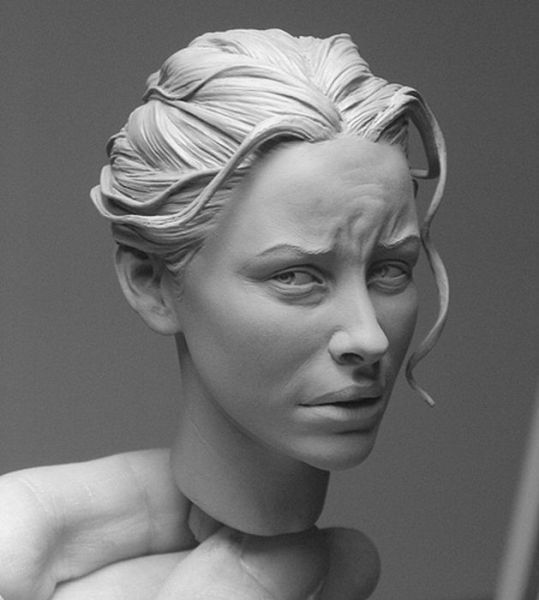 As incríveis esculturas de Adam Beane 15