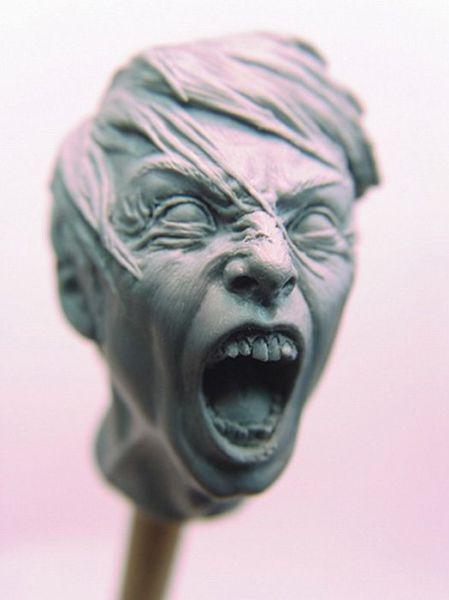 As incríveis esculturas de Adam Beane 23