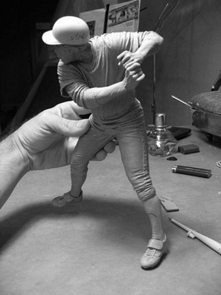 As incríveis esculturas de Adam Beane 24