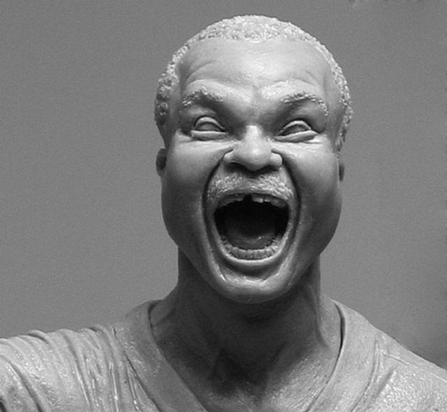 As incríveis esculturas de Adam Beane 30