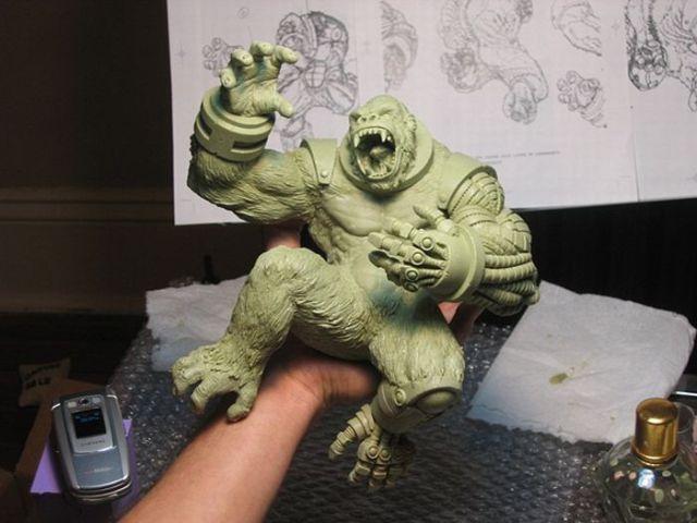 As incríveis esculturas de Adam Beane 38