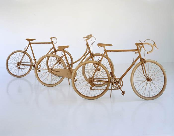 As incríveis esculturas de papelão de Chris Gilmour 11