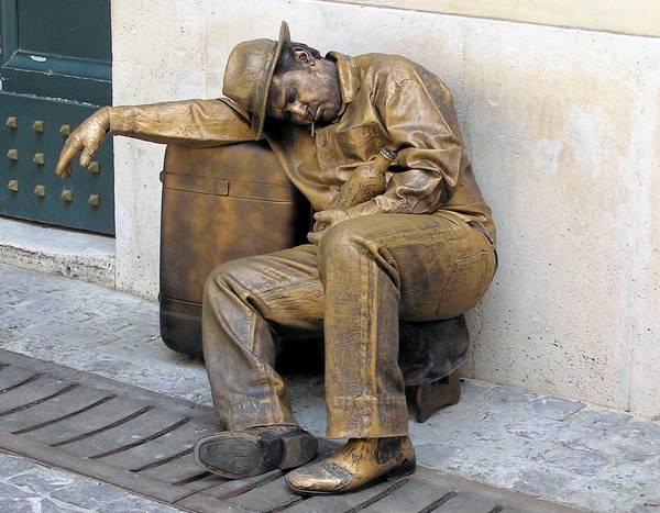 Incríveis estátuas vivas 02