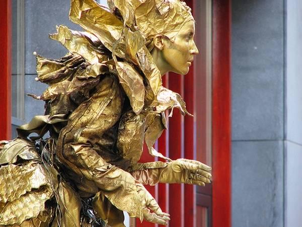 Incríveis estátuas vivas 03
