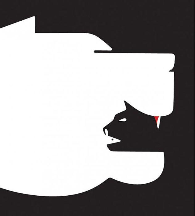 Ilustrações minimalistas incríveis 19