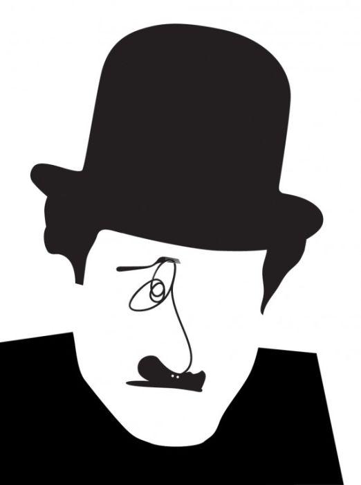 Ilustrações minimalistas incríveis 27