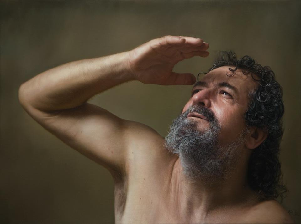 As incríveis pinturas fotorealísticas de Javier Arizabalo 01