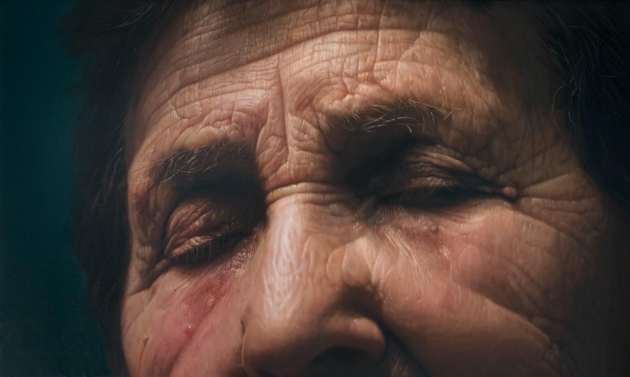 As incríveis pinturas fotorealísticas de Javier Arizabalo 02