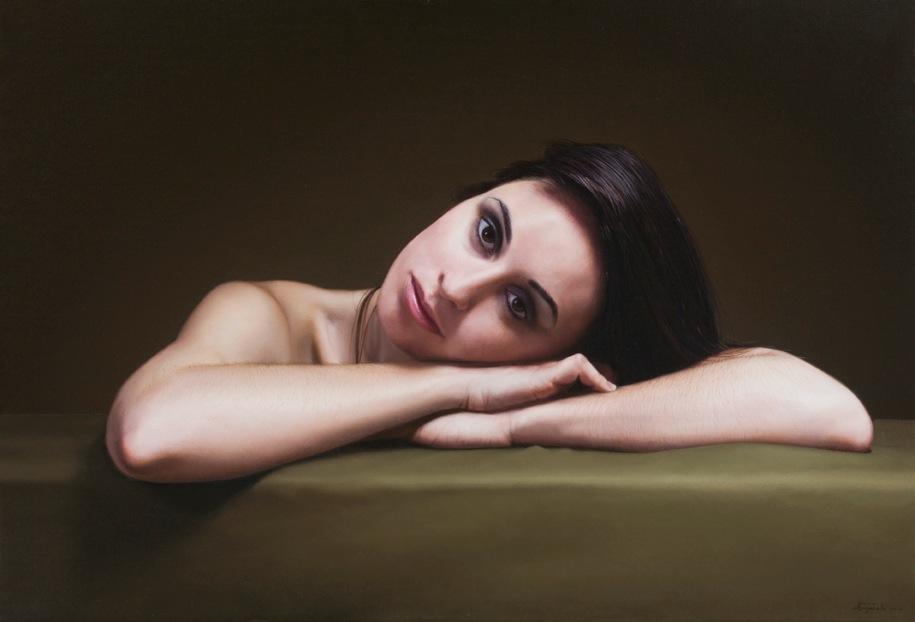 As incríveis pinturas fotorealísticas de Javier Arizabalo 04