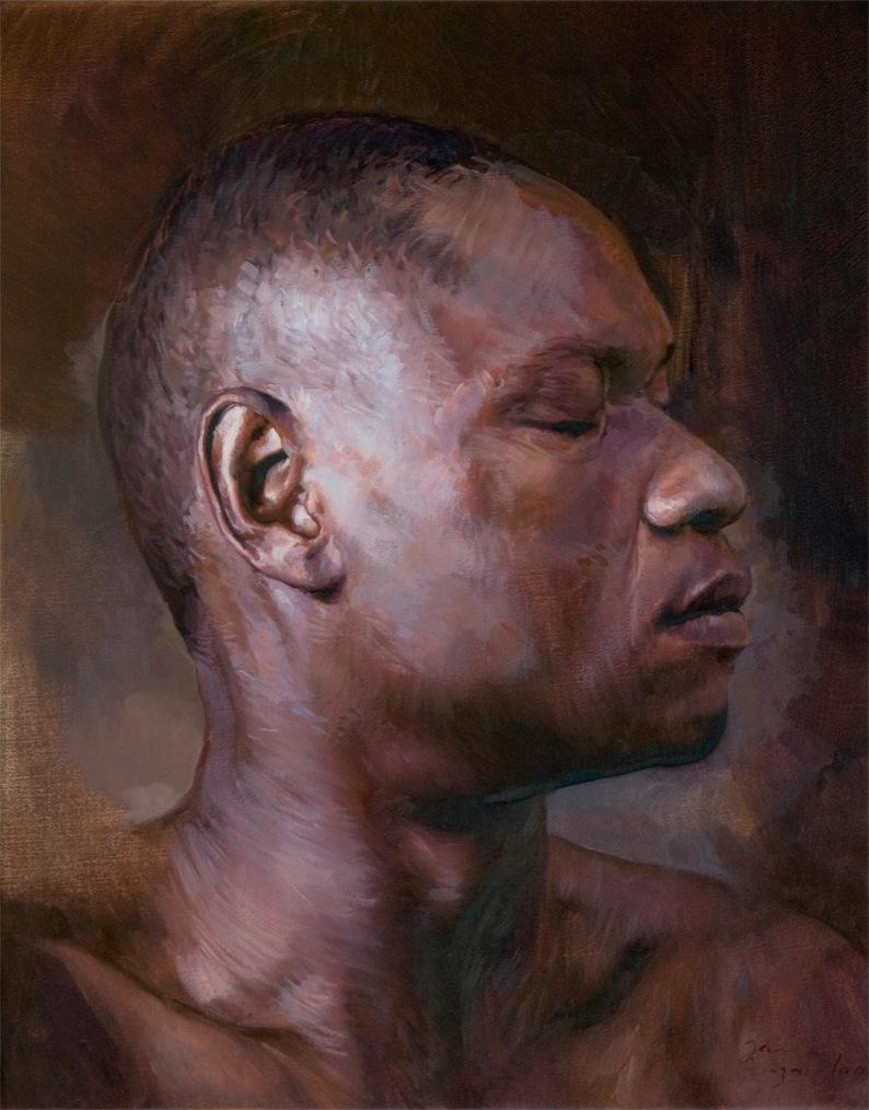 As incríveis pinturas fotorealísticas de Javier Arizabalo 06