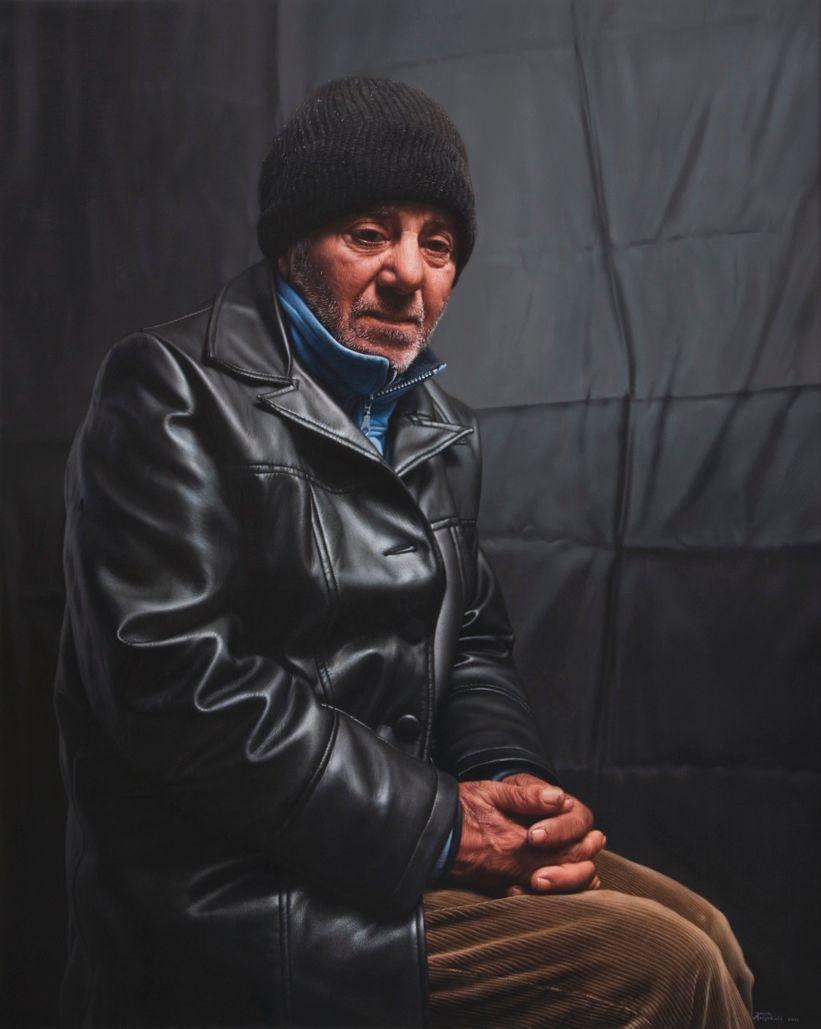 As incríveis pinturas fotorealísticas de Javier Arizabalo 07