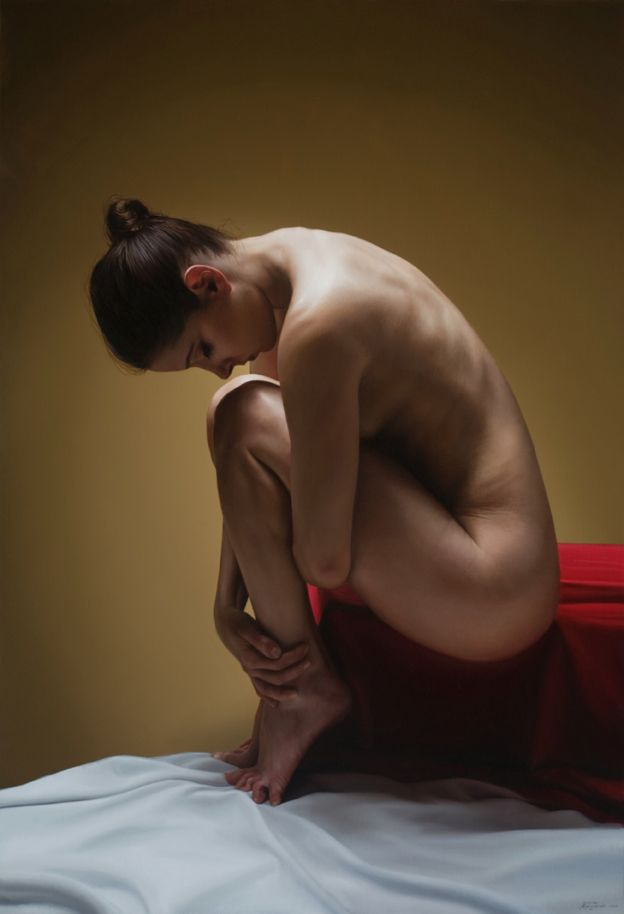 As incríveis pinturas fotorealísticas de Javier Arizabalo 11