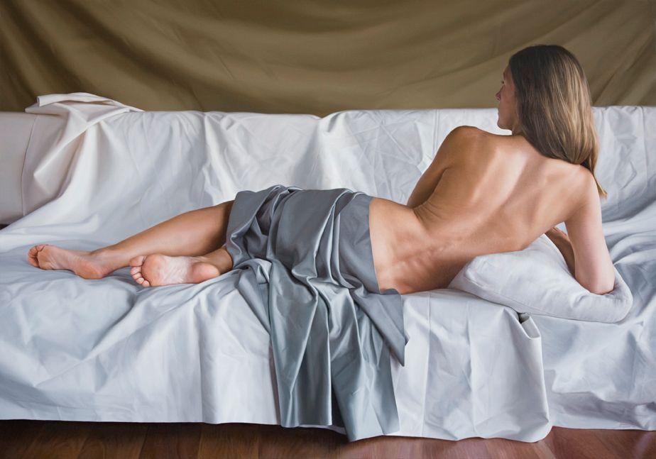 As incríveis pinturas fotorealísticas de Javier Arizabalo 12