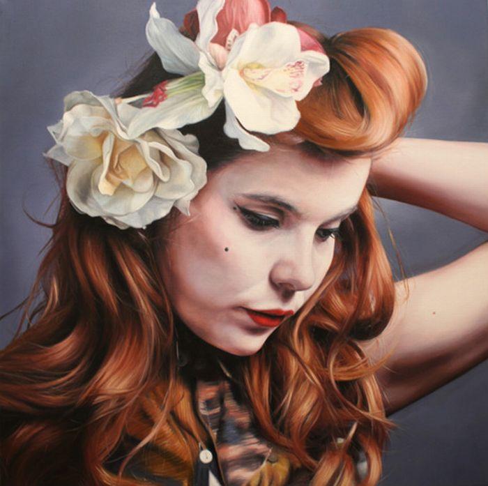 As incríveis pinturas de Joe Simpson 14