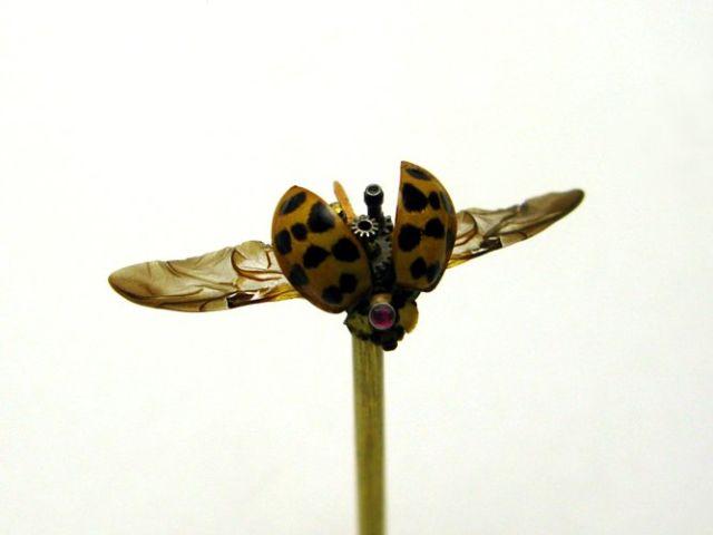 Os insetos mecânicos de Mike Libby 24