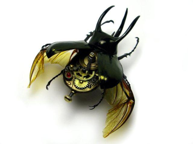 Os insetos mecânicos de Mike Libby 33