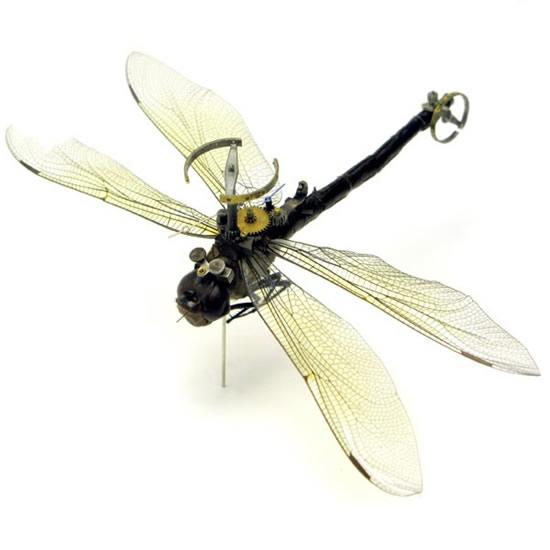Os insetos mecânicos de Mike Libby 38