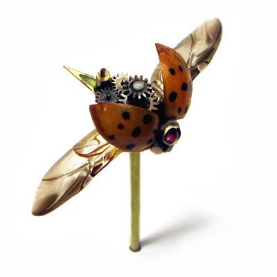 Os insetos mecânicos de Mike Libby 39
