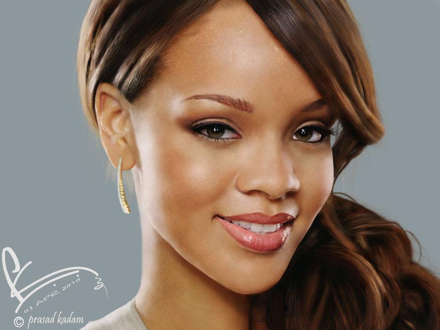 40 obras-primas da pintura digital de celebridades 14