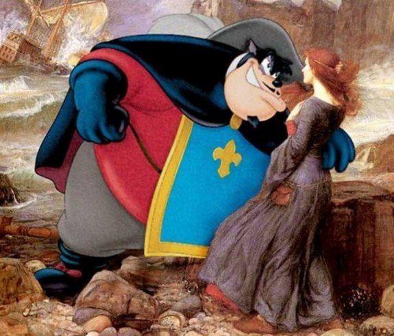 Quando os personagens dos quadrinhos tomaram de assalto as obras de arte 30