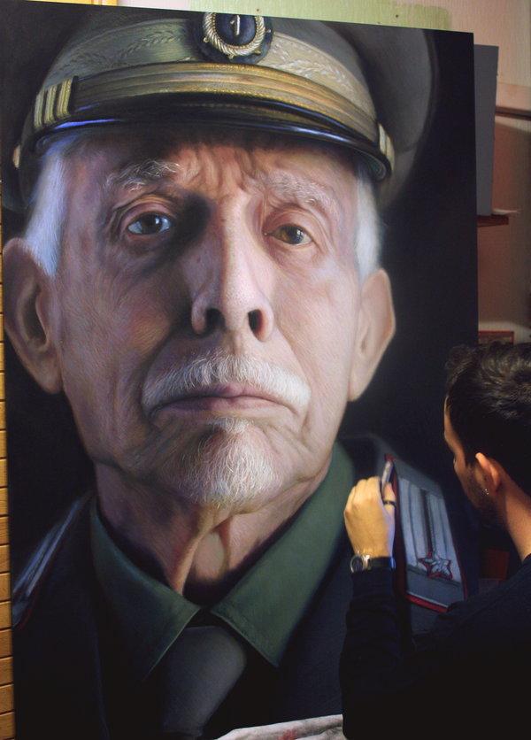 Os inacreditáveis desenhos foto-realistas a pastel de Ruben Belloso Adorna 04