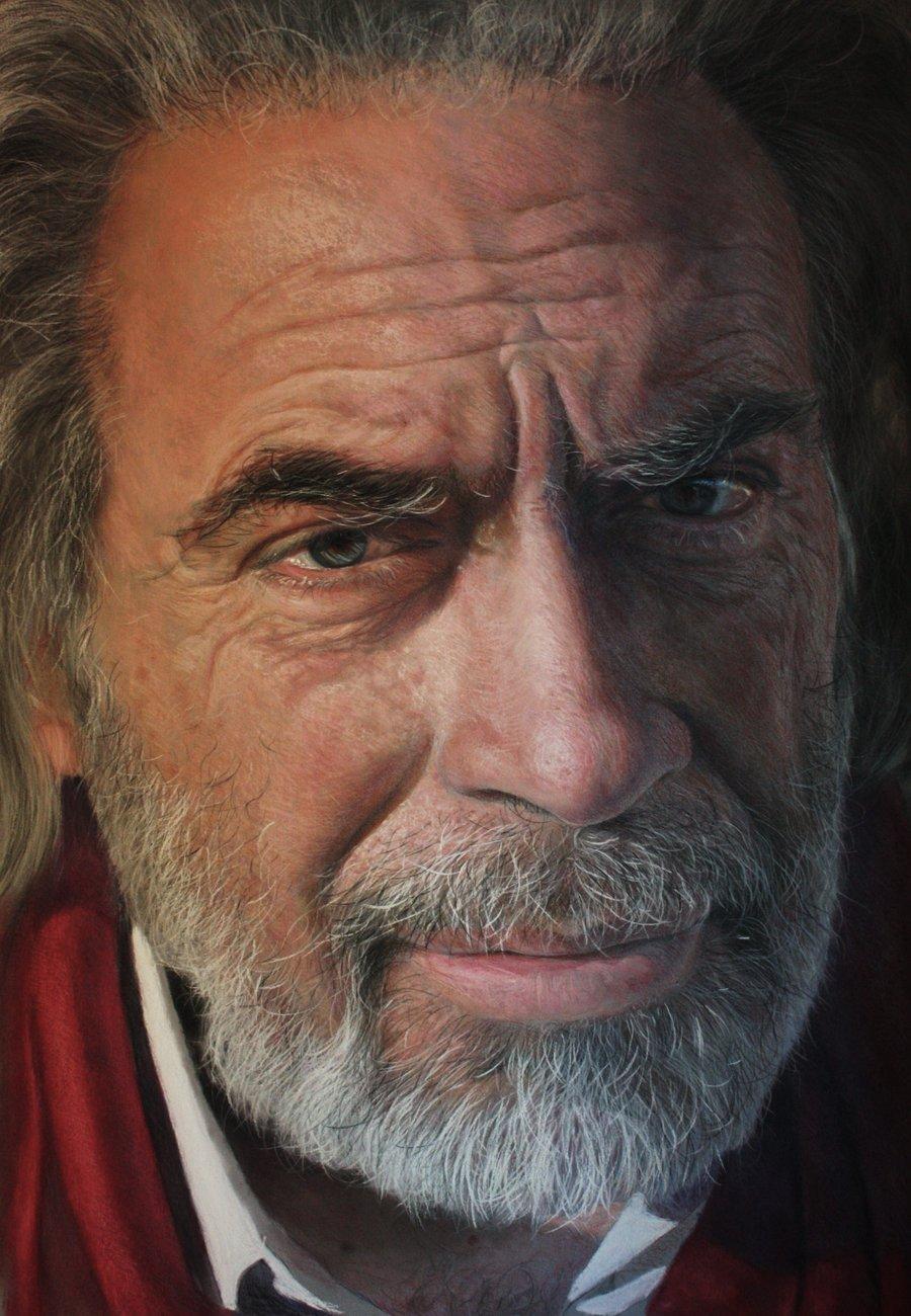 Os inacreditáveis desenhos foto-realistas a pastel de Ruben Belloso Adorna 13
