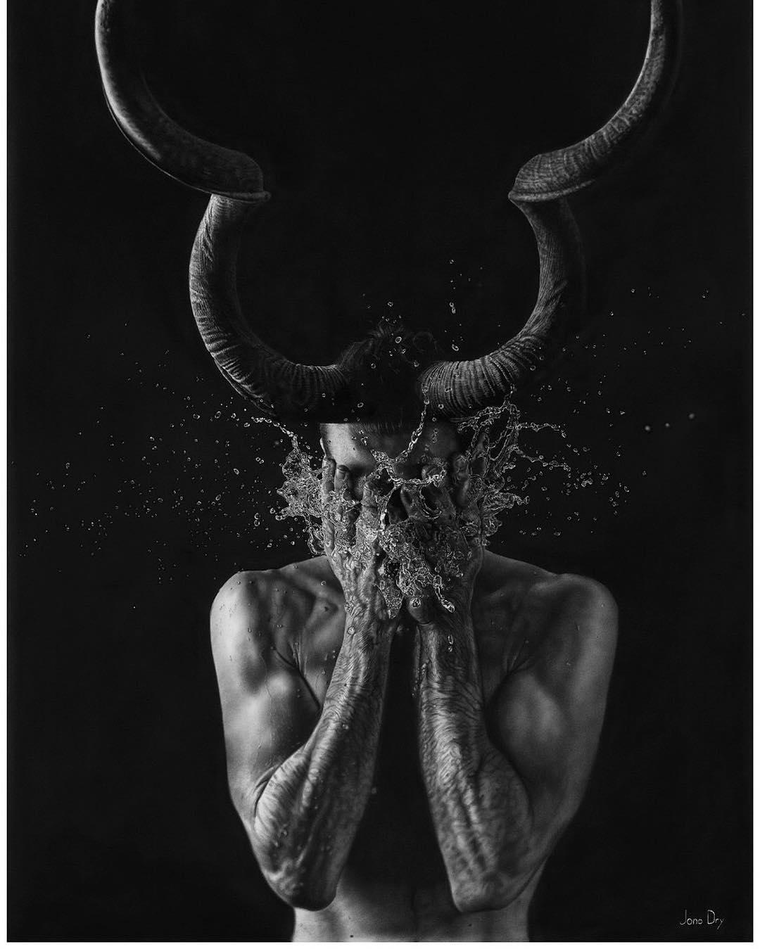 Artista funde surrealismo com realismo para desafiar a percepção do que é real e fantasia 09