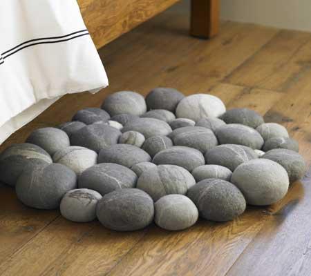Tapete de pedra