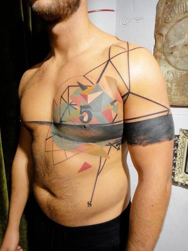 Obras-primas de um mestre francês da tatuagem 02