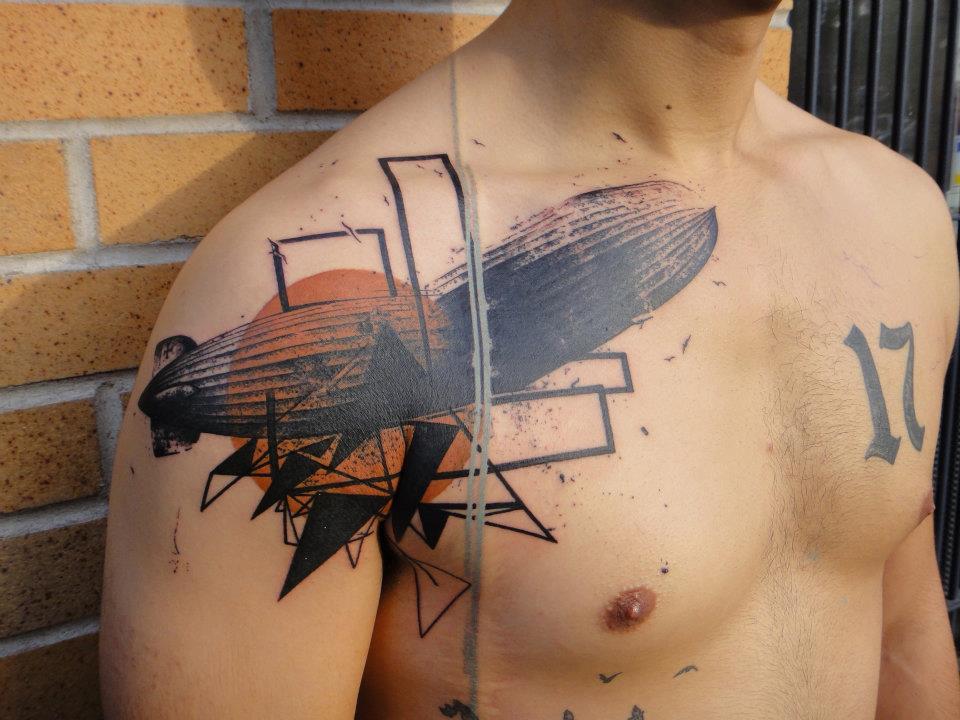 Obras-primas de um mestre francês da tatuagem 04