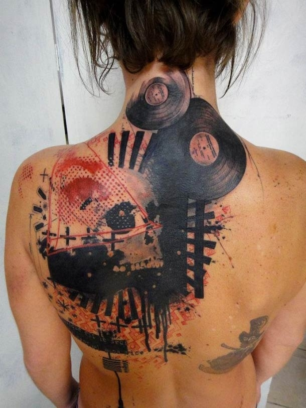 Obras-primas de um mestre francês da tatuagem 07