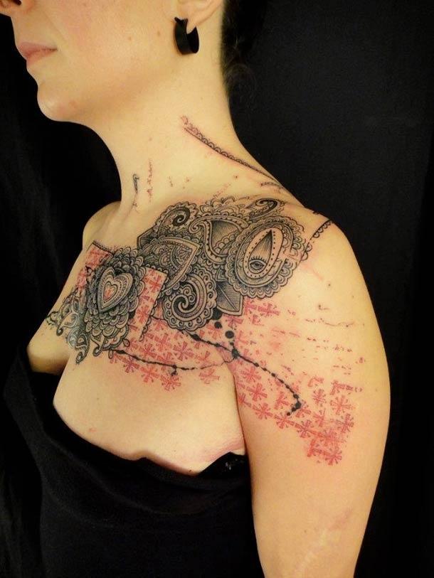 Obras-primas de um mestre francês da tatuagem 11