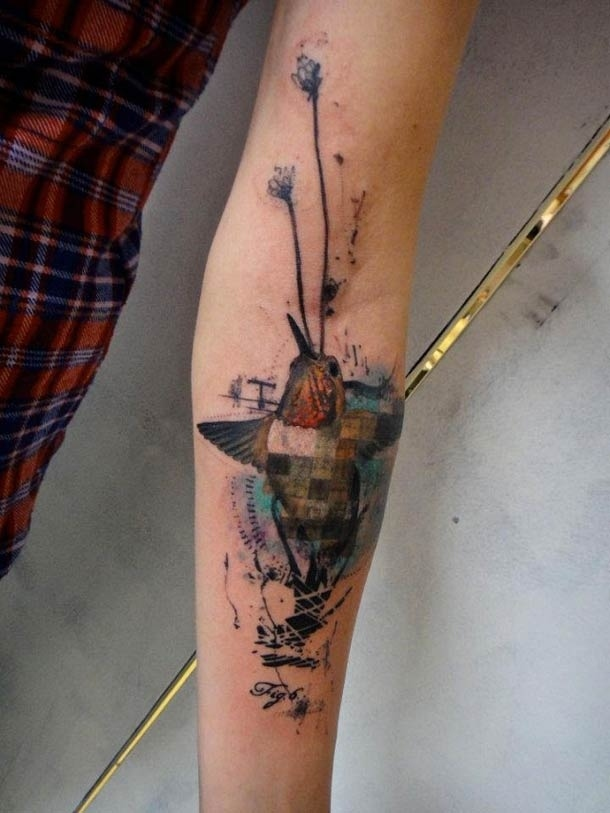Obras-primas de um mestre francês da tatuagem 13