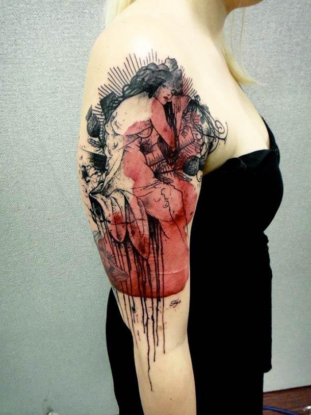 Obras-primas de um mestre francês da tatuagem 15